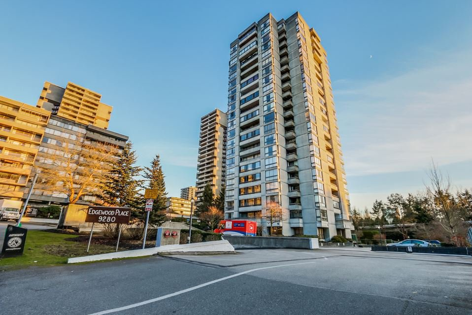 """Main Photo: 1103 9280 SALISH Court in Burnaby: Sullivan Heights Condo for sale in """"EDGEWOOD PLACE"""" (Burnaby North)  : MLS®# R2026059"""