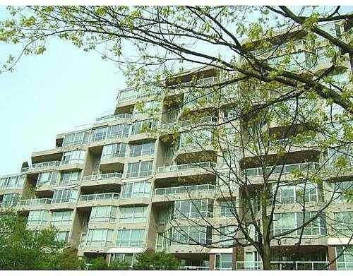 Main Photo: 606 518 MOBERLY Road: False Creek Home for sale ()  : MLS®# V649038