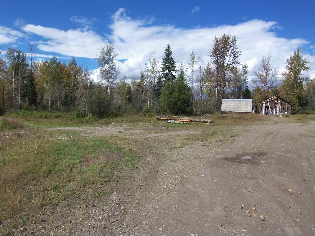 Photo 3: Photos: 4682 BARKERVILLE Highway in Quesnel: Quesnel - Rural North Land for sale (Quesnel (Zone 28))  : MLS®# R2105293
