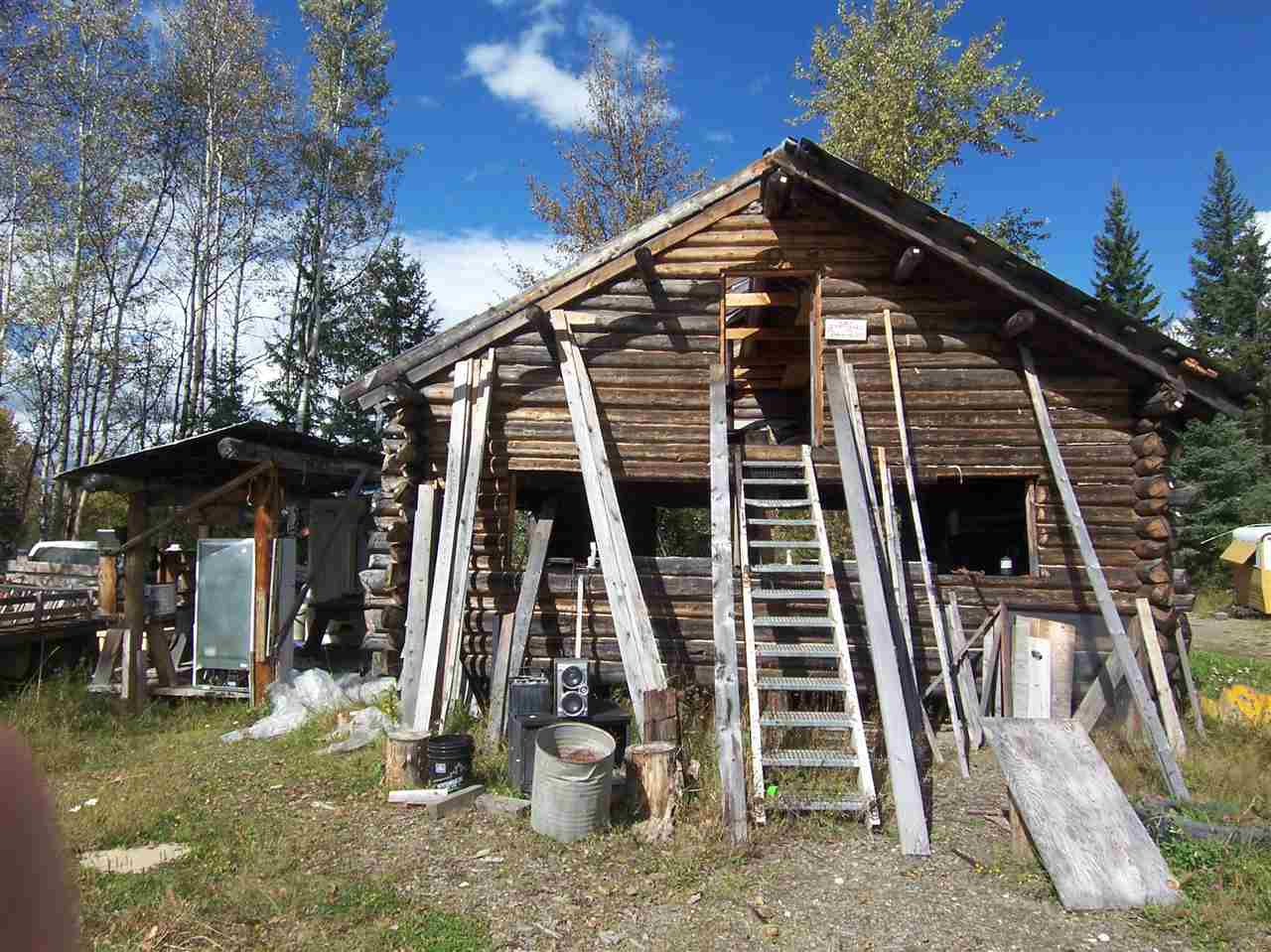Photo 5: Photos: 4682 BARKERVILLE Highway in Quesnel: Quesnel - Rural North Land for sale (Quesnel (Zone 28))  : MLS®# R2105293