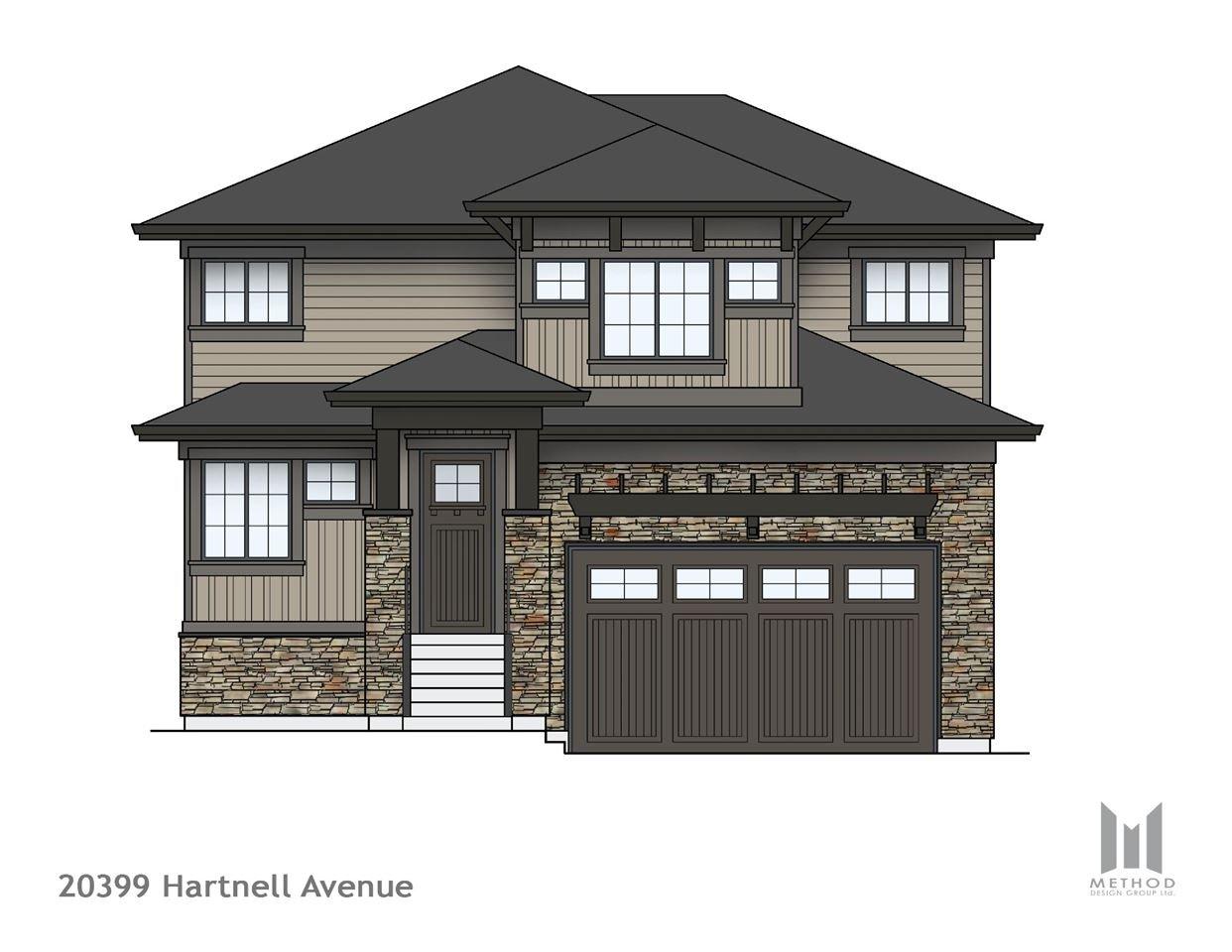 Main Photo: 20399 HARTNELL Avenue in Maple Ridge: Northwest Maple Ridge House for sale : MLS®# R2112238