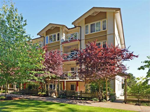 Main Photo: 206 360 Goldstream Ave in VICTORIA: Co Colwood Corners Condo for sale (Colwood)  : MLS®# 747908