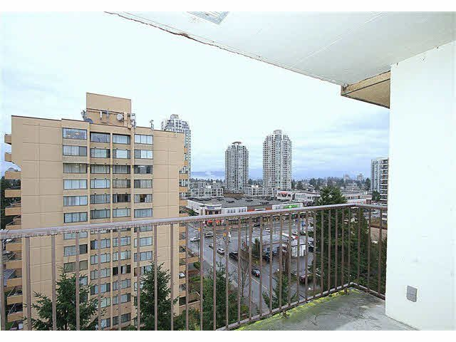 Main Photo: 1201 7275 SALISBURY AVENUE in : Highgate Condo for sale : MLS®# V1007181