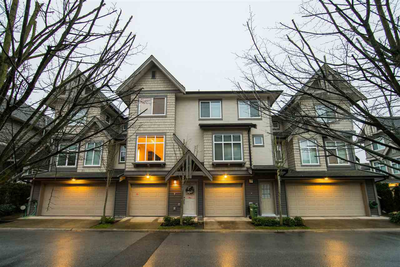 "Photo 1: Photos: 23 9800 ODLIN Road in Richmond: West Cambie Townhouse for sale in ""HENNESSY GREEN"" : MLS®# R2144702"