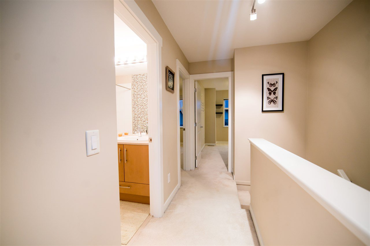 "Photo 12: Photos: 23 9800 ODLIN Road in Richmond: West Cambie Townhouse for sale in ""HENNESSY GREEN"" : MLS®# R2144702"