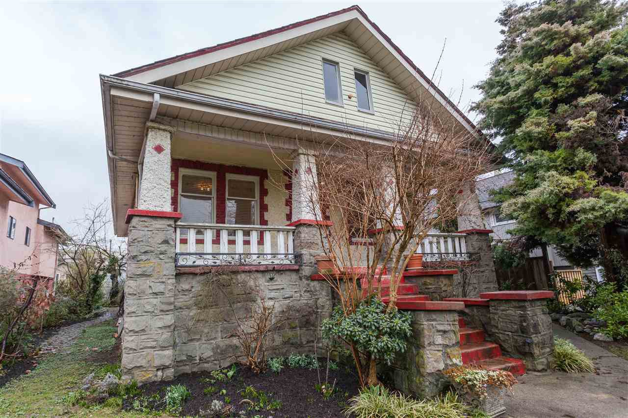 "Main Photo: 855 E 19TH Avenue in Vancouver: Fraser VE House for sale in ""Kensington Cedar Cottage"" (Vancouver East)  : MLS®# R2146655"