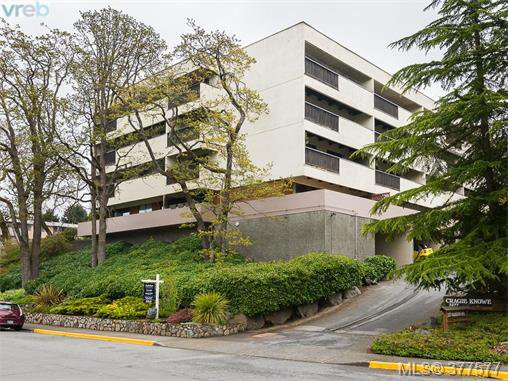 Main Photo: 201 3277 Glasgow Avenue in VICTORIA: SE Quadra Condo Apartment for sale (Saanich East)  : MLS®# 377577
