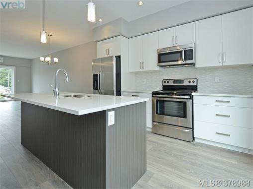 Main Photo: 105 2821 Jacklin Rd in VICTORIA: La Jacklin Row/Townhouse for sale (Langford)  : MLS®# 761173
