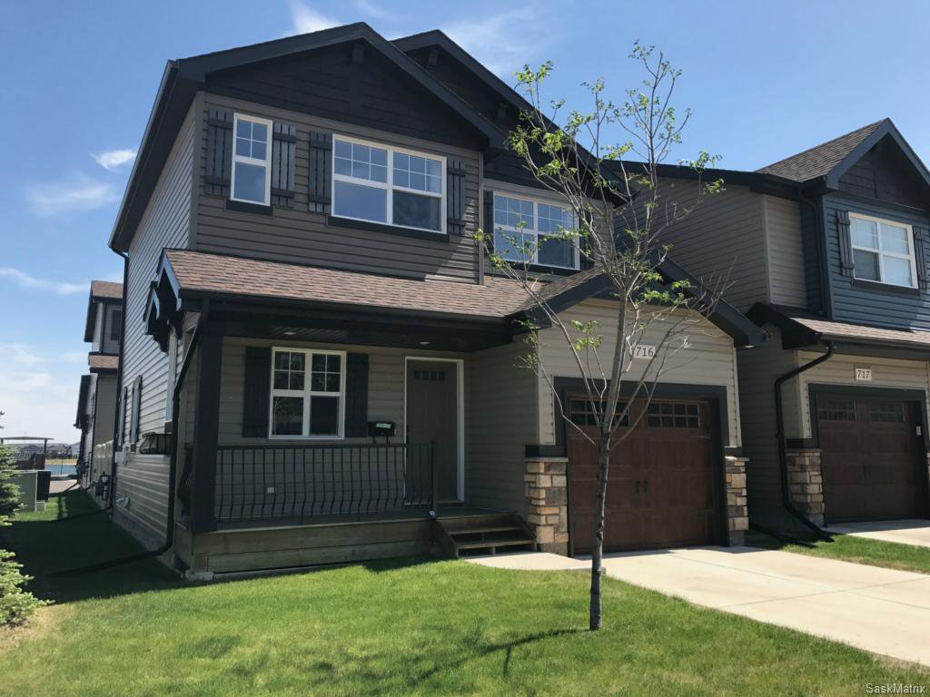 Main Photo: 716 150 Langlois Way in Saskatoon: Stonebridge Complex for sale (Saskatoon Area 02)  : MLS®# 613190