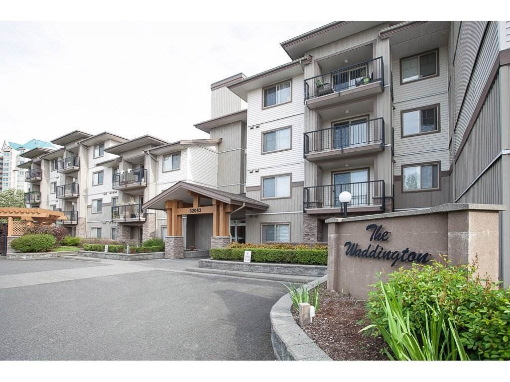 Main Photo: 404 32063 MT WADDINGTON AVENUE in Abbotsford: Abbotsford West Condo for sale : MLS®# R2159097