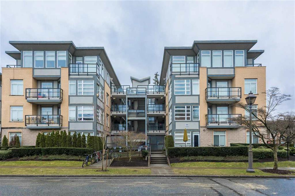 Main Photo: #109-5692 KINGS RD in VANCOUVER WEST: University VW Condo for sale (Vancouver West)  : MLS®# R2182266