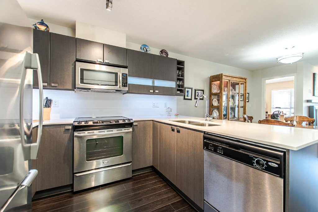 Photo 3: Photos: #417 21009 56 Avenue: Langley City Condo for sale (Langley)  : MLS®# R2210184