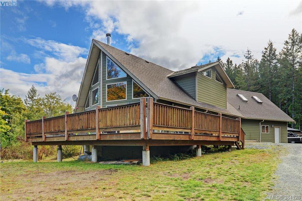 Main Photo: 3040 Quartz Rd in SHAWNIGAN LAKE: ML Cobble Hill House for sale (Malahat & Area)  : MLS®# 772492
