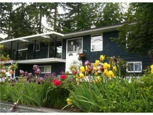 Main Photo: 1024 MORAY STREET in : Chineside House for sale (Coquitlam)  : MLS®# V921230