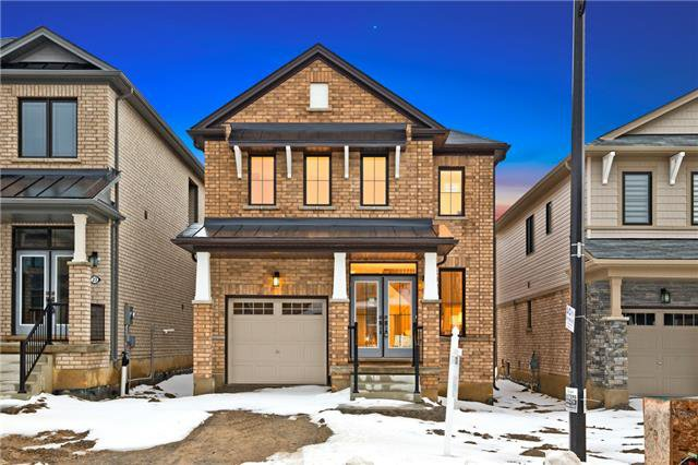 Main Photo: 19 Prestwick Street in Hamilton: Stoney Creek House (2-Storey) for sale : MLS®# X4101149