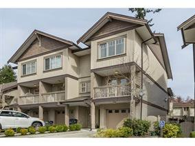 Main Photo: 12 6238 192 Street in Cloverdale: Cloverdale BC Townhouse for sale : MLS®# R2252694
