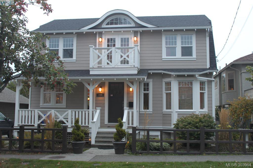 Main Photo: 210 Irving Rd in VICTORIA: Vi Fairfield East House for sale (Victoria)  : MLS®# 594610