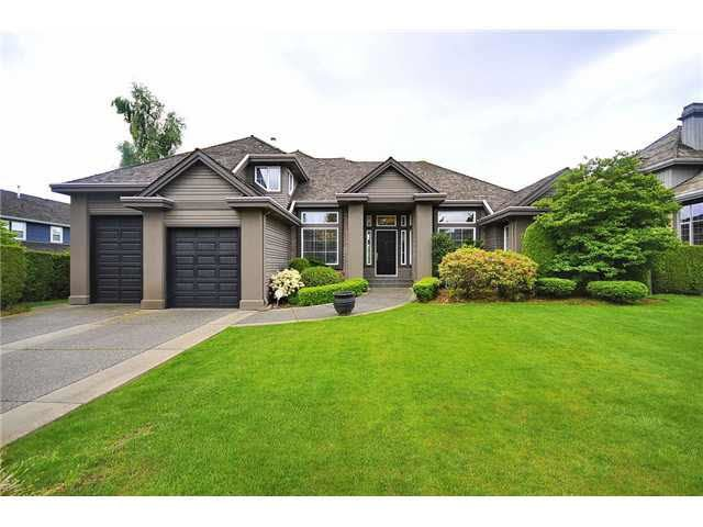Main Photo: 16015 MORGAN CREEK Crescent in Surrey: Morgan Creek House for sale (South Surrey White Rock)  : MLS®# R2285734