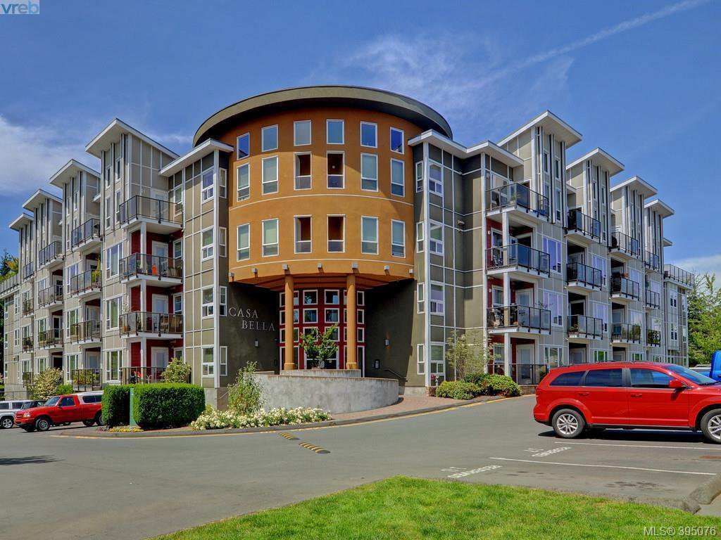 Main Photo: 411 866 Brock Ave in VICTORIA: La Langford Proper Condo for sale (Langford)  : MLS®# 792063