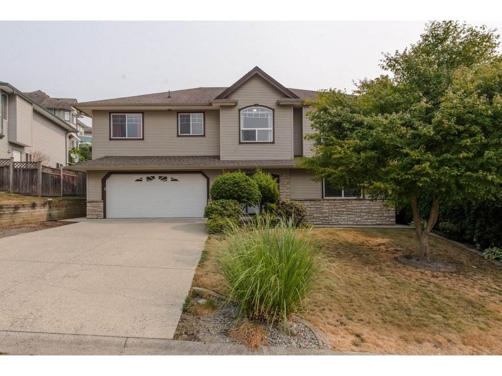 "Main Photo: 7984 D'HERBOMEZ Drive in Mission: Mission BC House for sale in ""College Heights"" : MLS®# R2299750"