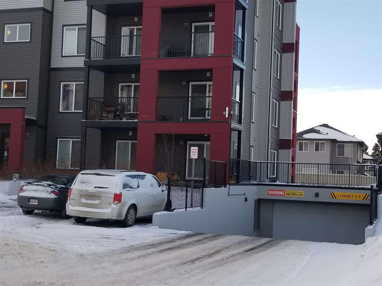 Main Photo: 210 5521 7 Avenue in Edmonton: Zone 53 Condo for sale : MLS®# E4138965