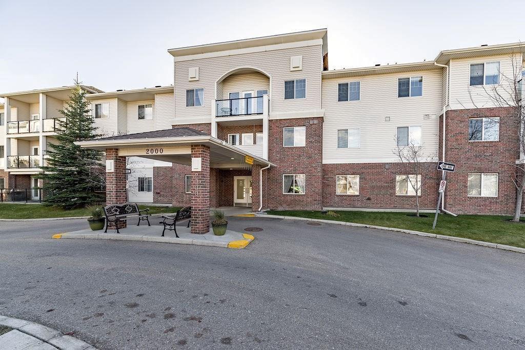 Main Photo: 2304 928 ARBOUR LAKE Road NW in Calgary: Arbour Lake Apartment for sale : MLS®# C4225765