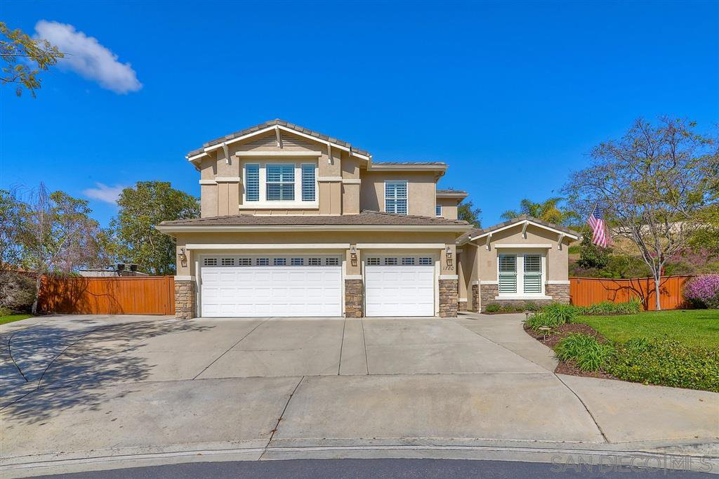 Main Photo: RANCHO SAN DIEGO House for sale : 5 bedrooms : 1780 Sungrove Ct in El Cajon