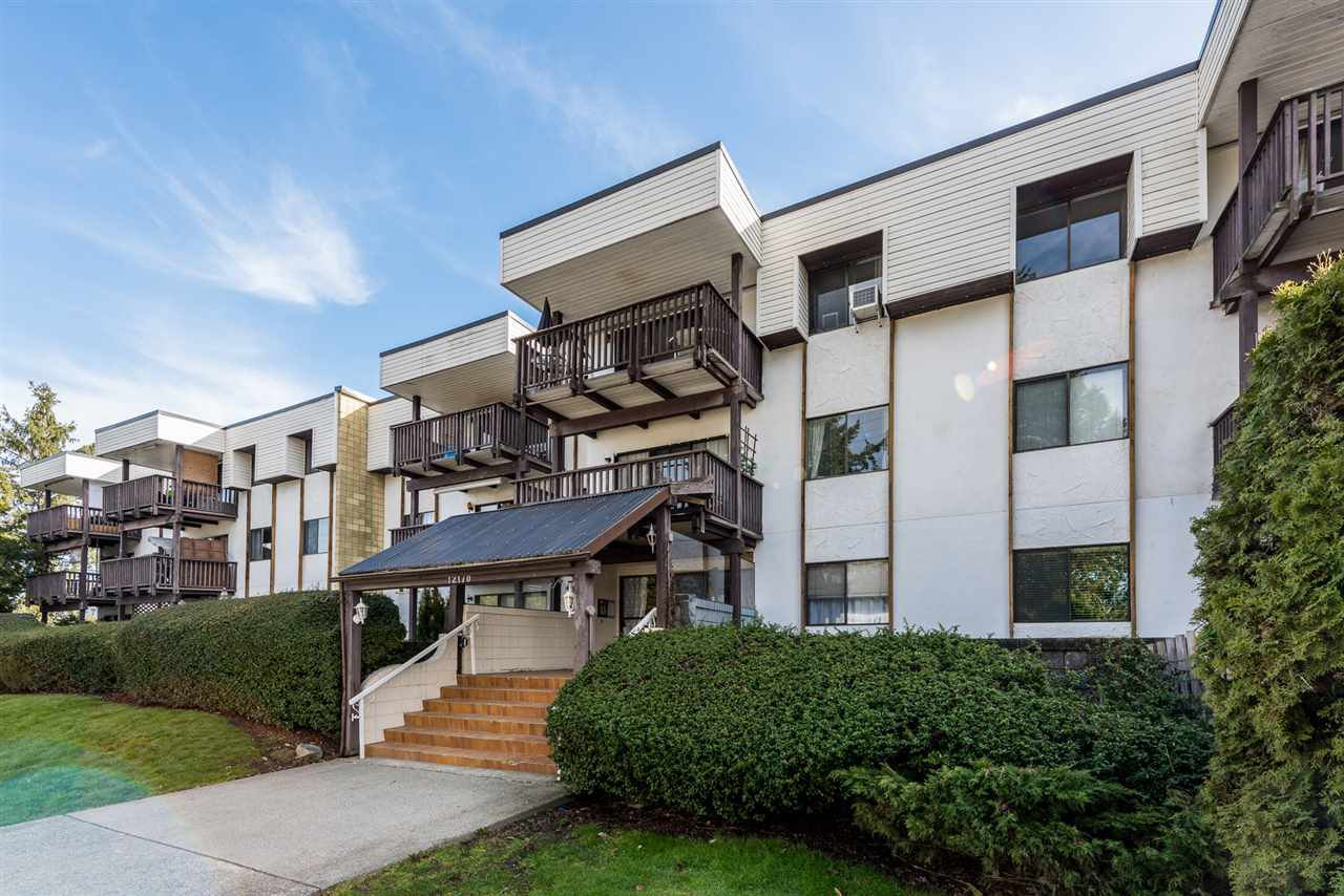 "Main Photo: 325 12170 222 Street in Maple Ridge: West Central Condo for sale in ""WILDWOOD TERRACE"" : MLS®# R2353429"