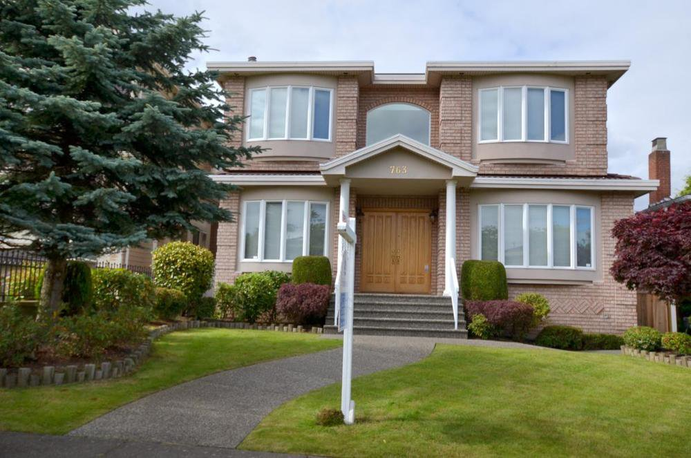 Main Photo:  in Vancouver: Marpole Home for sale ()  : MLS®# V957690