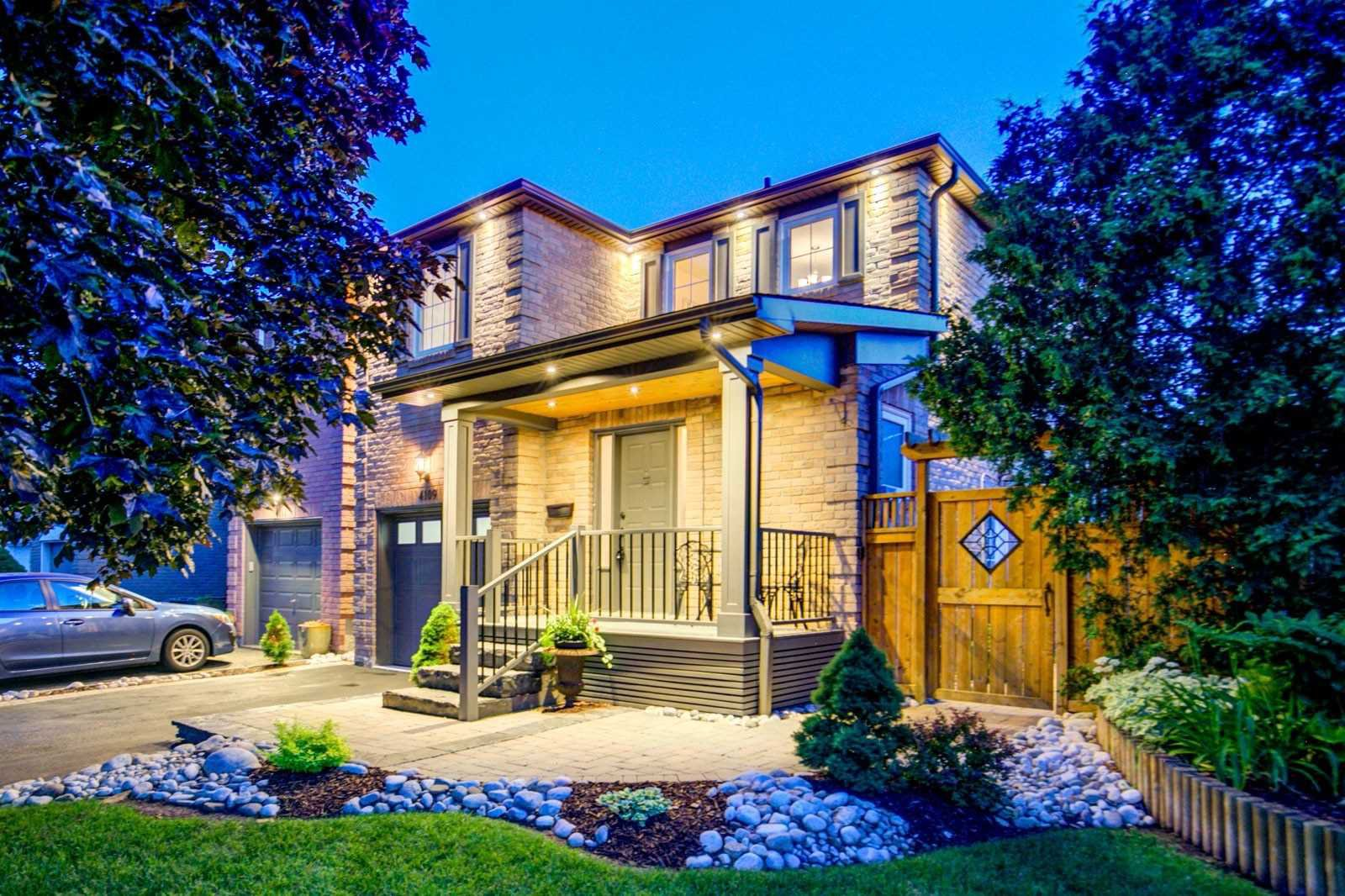 Main Photo: 4109 Forest Fire Crescent in Mississauga: Rathwood House (2-Storey) for sale : MLS®# W4498431