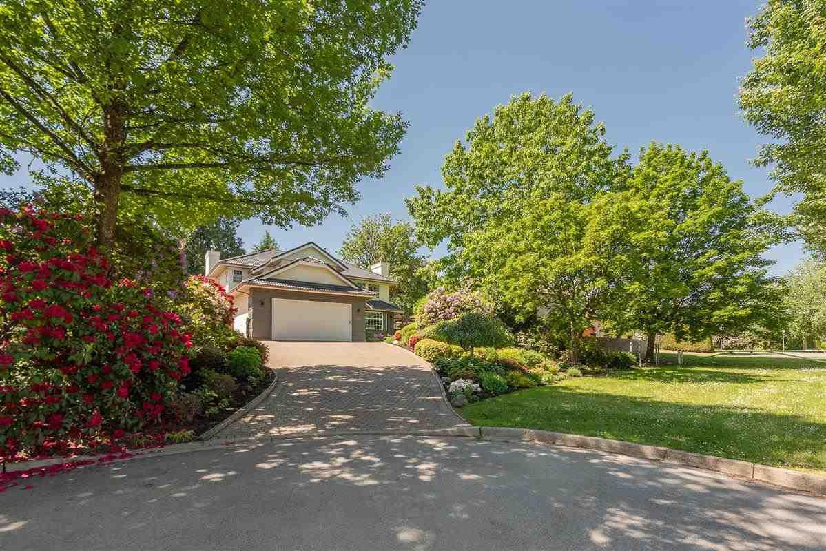 Main Photo: 5387 RUGBY Street in Burnaby: Deer Lake House for sale (Burnaby South)  : MLS®# R2401711