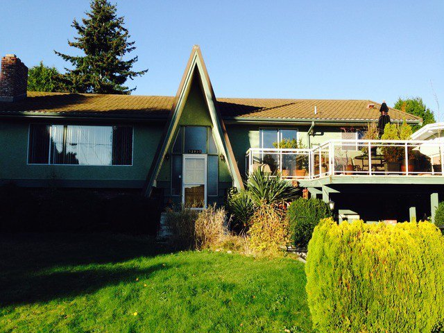 Main Photo: 13851 BLACKBURN AV: White Rock House for sale (South Surrey White Rock)  : MLS®# F1428176