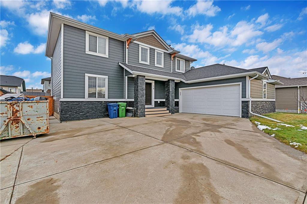 Main Photo: 16 CANOE Road SW: Airdrie Detached for sale : MLS®# C4275228