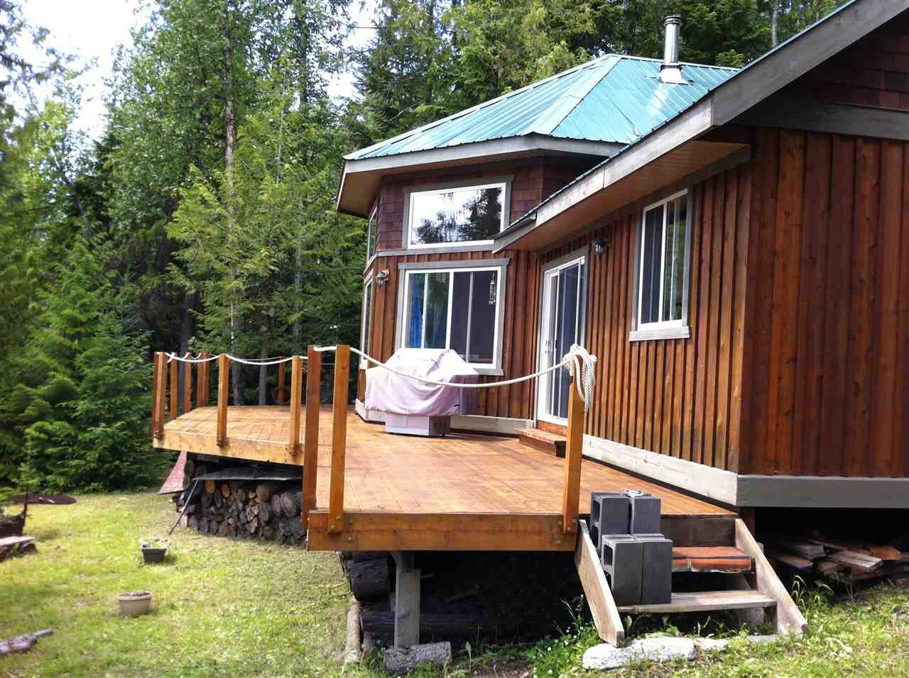 Main Photo: 5490 WINKLEY CREEK Road: Likely House for sale (Williams Lake (Zone 27))  : MLS®# R2522077