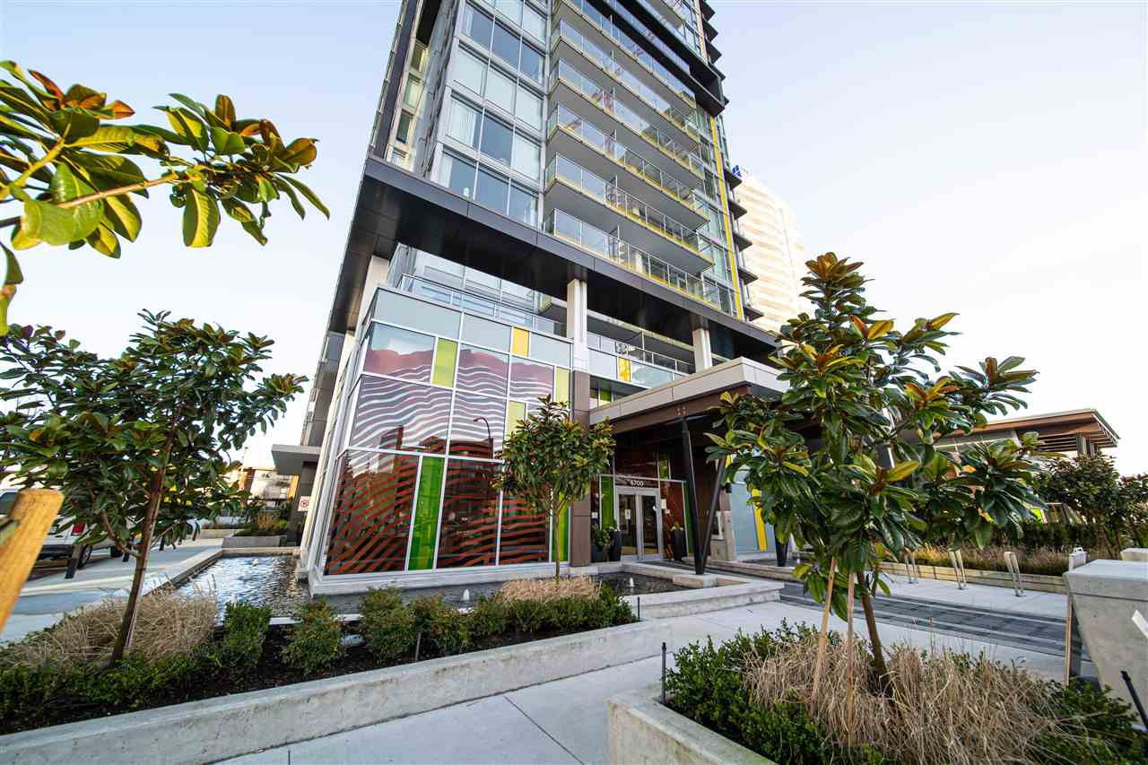 """Main Photo: 3702 6700 DUNBLANE Avenue in Burnaby: Metrotown Condo for sale in """"VITTORIO"""" (Burnaby South)  : MLS®# R2528792"""