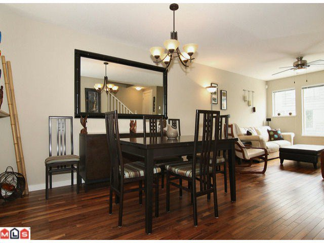 """Photo 5: Photos: 50 20761 DUNCAN Way in Langley: Langley City Townhouse for sale in """"Wyndham Lane"""" : MLS®# F1115526"""
