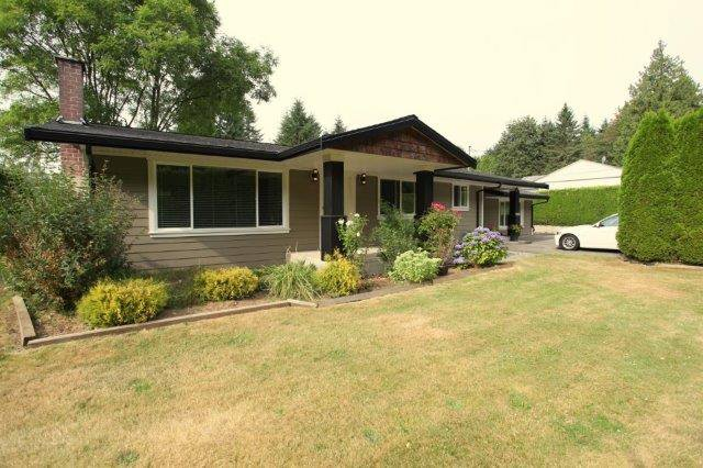 Main Photo: 23667  40 AV in Langley: Campbell Valley House for sale : MLS®# F1318360