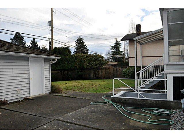 "Photo 6: Photos: 5962 FREMLIN Street in Vancouver: Oakridge VW House for sale in ""OAKRIDGE"" (Vancouver West)  : MLS®# V1100712"