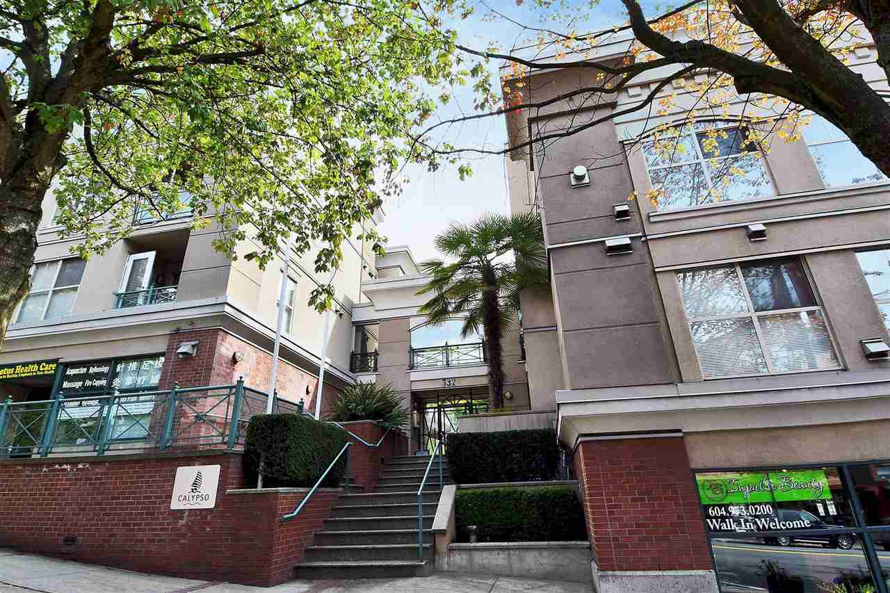 """Main Photo: 224 332 LONSDALE Avenue in North Vancouver: Lower Lonsdale Condo for sale in """"CALYPSO"""" : MLS®# R2000403"""