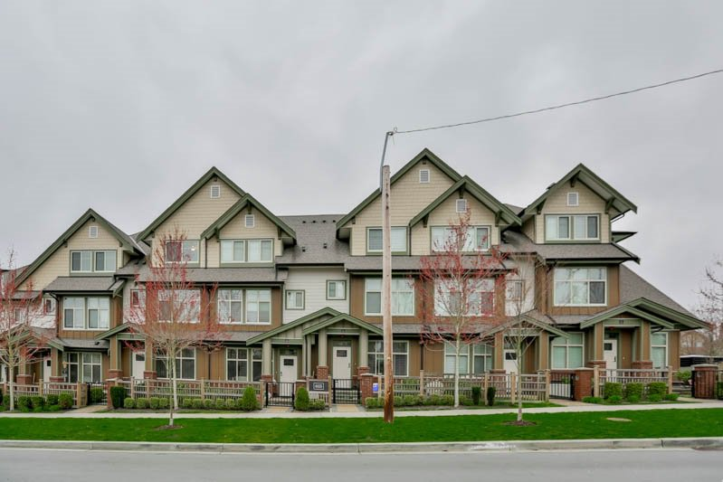 """Main Photo: 210 6655 192 ST Street in Surrey: Clayton Townhouse for sale in """"One92"""" (Cloverdale)  : MLS®# R2043804"""