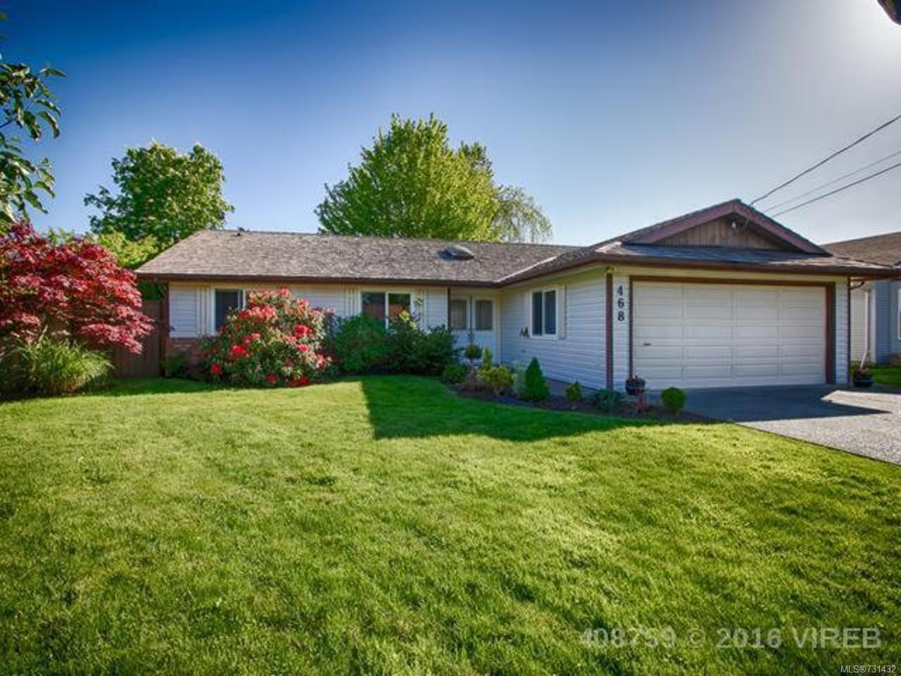 Main Photo: 468 Raza Place Campbell River Real Estate Properties British Columbia