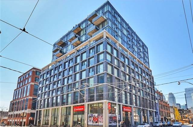 Main Photo: 411 138 Princess Street in Toronto: Moss Park Condo for lease (Toronto C08)  : MLS®# C3601029