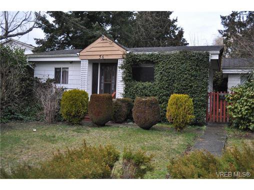Main Photo: 56 Midwood Road in VICTORIA: VR View Royal Single Family Detached for sale (View Royal)  : MLS®# 374700