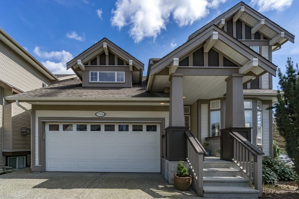"Main Photo: 7314 200B Street in Langley: Willoughby Heights House for sale in ""Jericho Ridge"" : MLS®# R2150541"
