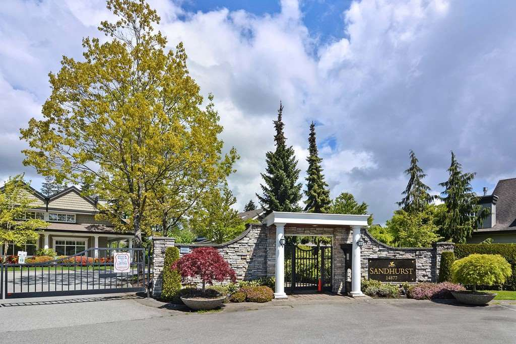"Main Photo: 55 14877 33 Avenue in Surrey: King George Corridor Townhouse for sale in ""SANDHURST"" (South Surrey White Rock)  : MLS®# R2165648"