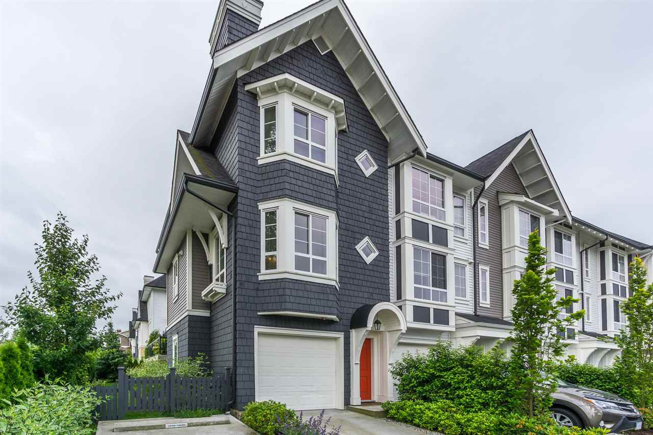 "Main Photo: 75 8438 207A Street in Langley: Willoughby Heights Townhouse for sale in ""YORK By Mosaic"" : MLS®# R2179887"