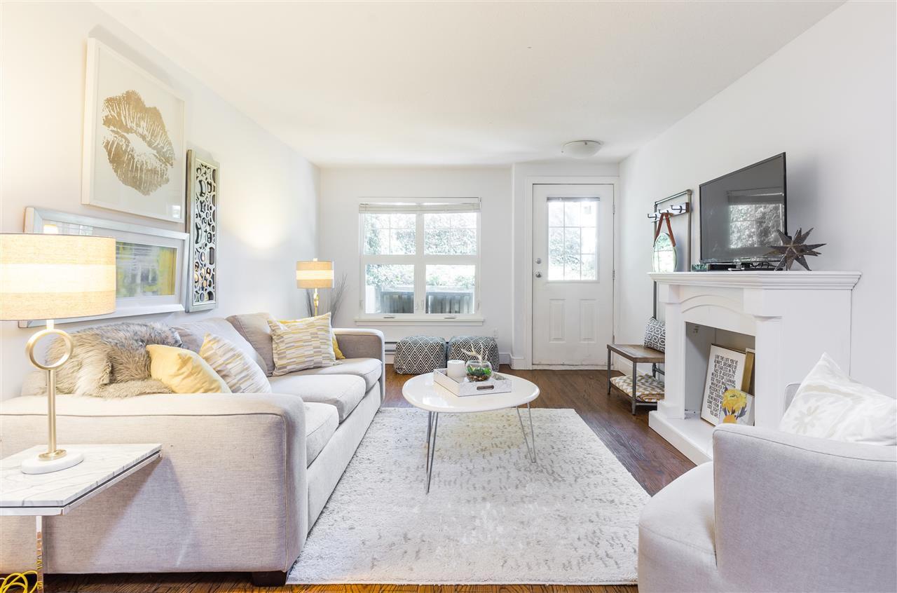 "Main Photo: 102 3787 PENDER Street in Burnaby: Willingdon Heights Condo for sale in ""Wedgewood Villa"" (Burnaby North)  : MLS®# R2187905"