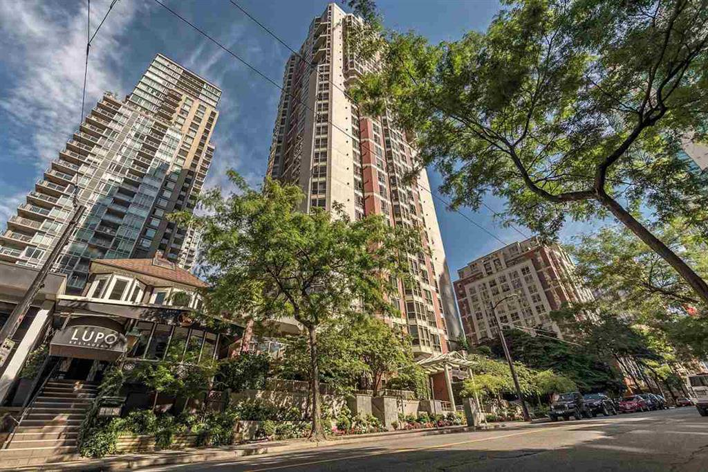 Main Photo: 1001 867 Hamilton in Vancouver: Downtown VW Condo for sale (Vancouver West)  : MLS®# R2192826