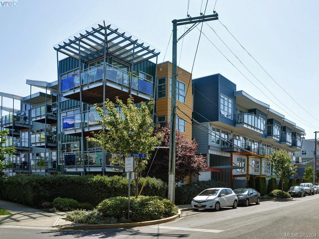 Main Photo: 416 797 Tyee Road in VICTORIA: VW Victoria West Condo Apartment for sale (Victoria West)  : MLS®# 385204