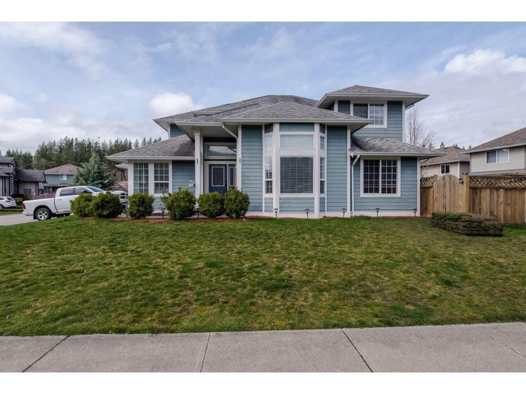 Main Photo: 46180 DANIEL Drive in Sardis: Promontory House for sale : MLS®# R2253286